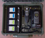 MCOM1 i Go kit by MS Sales for ASE MC-03 Docking Station for Iridium 9505A sat phone
