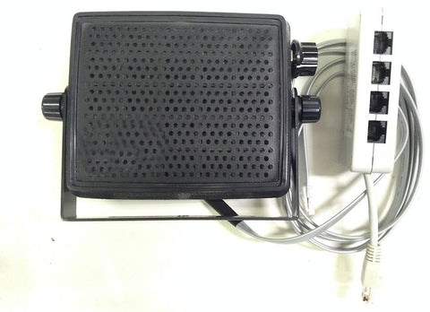 MSAT G2 Speaker with volume control