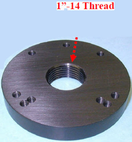 MTR-1-14 Threaded screw on base for Antcom Antennas