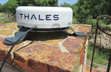 Low profile mount Thales MissionLINK antenna MG81