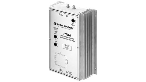 PIDA-1000 Broadband Bi-directional Push-Pull Distribution Amplifiers
