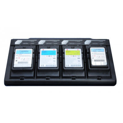 SatStation 4-Bay Iridium Battery Charger