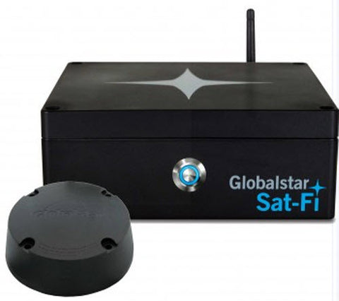 Globalstar Sat-Fi Satellite Hotspot with Magnetic Patch Antenna SATFI-US-MP