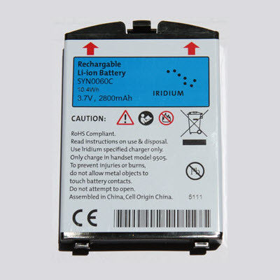 Iridium Battery SYN0060C