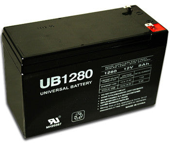 UB1280 Sealed Lead Acid Battery 8AH 12VDC