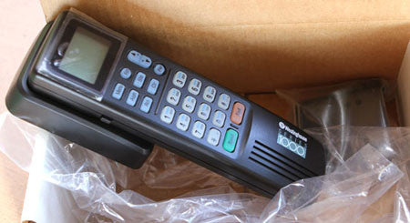 Westinghouse Handset KT-JL01137 for D1000HF 1000 Series MSAT Satellite Telephone