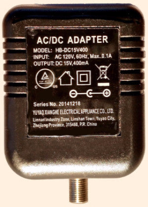 Electroline power supply for EDA-FT08300 Cable Amplifier