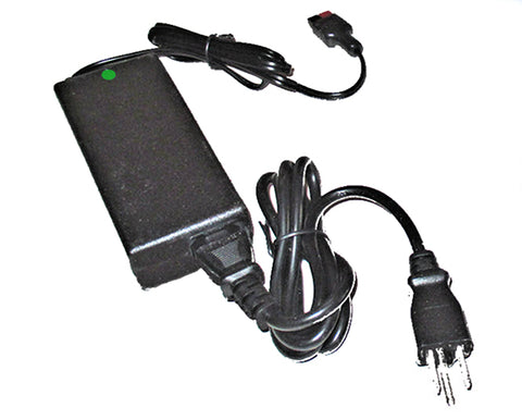 3A Battery charger for MCOM1 Ultra Flat LiFeP04 Batteries
