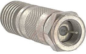 Belden Thomas and Betts quad shield RG11 connector