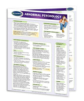 Abnormal Psychology guide