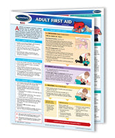 Adult First Aid guide: Permacharts