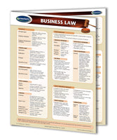 Business Law guide: Permacharts
