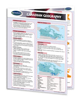 Canadian Geography chart: Permacharts