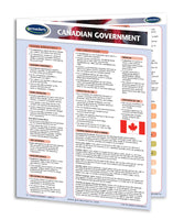 Canadian Government reference guide