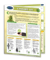 Cannabis 101 - Permacharts Front