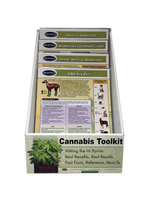 Medical Marijuana Laws Guides - CDB Retail Kit