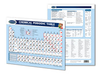 Chemical Periodic Table chart: Permacharts