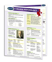 College Psychology reference guide