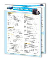 college mathematics quick reference guide