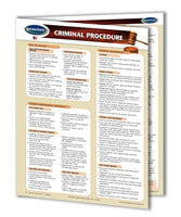Law - Criminal Procedure - USA