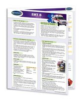 EMT exam reference guide: Permacharts