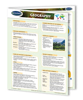 Geography Quick Reference Guide