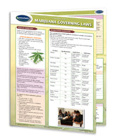 Marijuana Governing Laws - Permacharts Front
