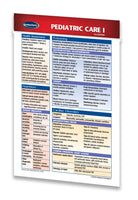 Pediatric Care I Pocket guide quick reference chart