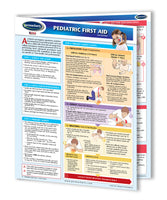 Pediatric First Aid chart