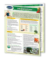 Raw Vegan Kitchen guide: Permacharts