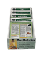 Raw Vegan Health Guides - Retail Kit