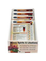 Wine, Beers, Cocktails and Spirits - Retail Kit