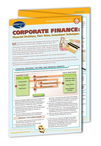 Award Winning Professors Series - Corporate Finance