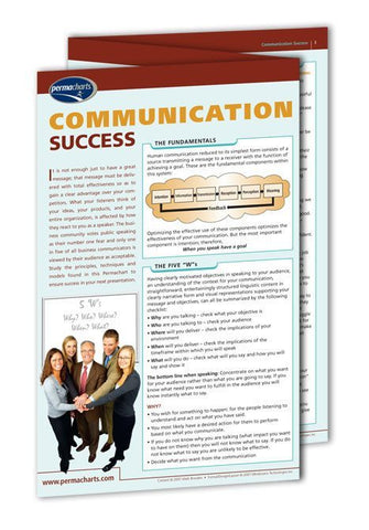 Business & Professional Development - Business Communication Success