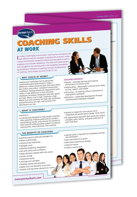 Business & Professional Development - Coaching Skills At Work