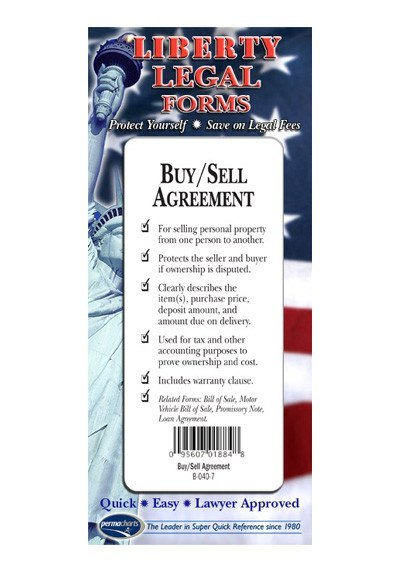 Buy And Sell Agreement Legal Forms Kit USA Legal Forms And Guide - Where to buy legal forms