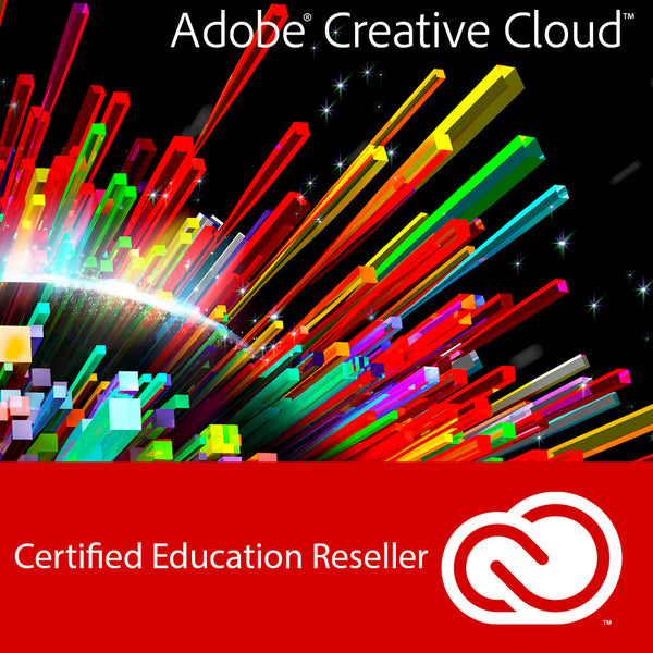 Adobe Education and Gold reseller