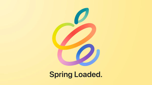 Apple Spring Loaded: New Products