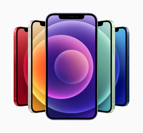 iPhone 12 5G Colours