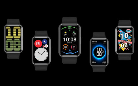 huawei watch fit watch faces