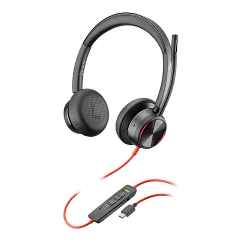 Plantronics blackwire 8225 USB C headset