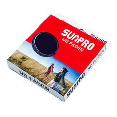 SUNPRO ND Fader 82mm