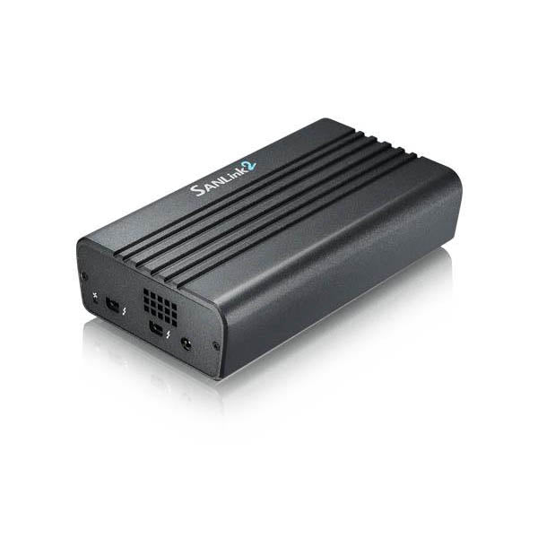 Promise SANLink2 Thunderbolt 2 to 10 Gb/s Ethernet Adapter