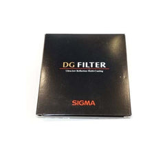 SIGMA DG Filter Ultra-low Reflection Multi Coating UV 86mm