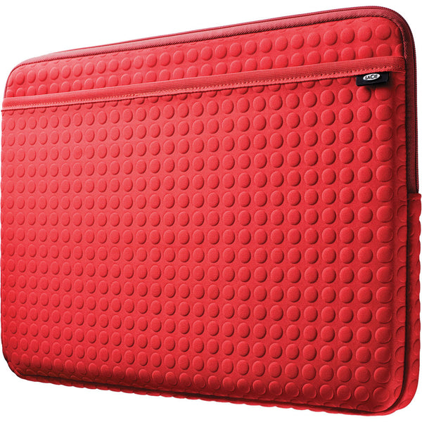 Lacie Formoa 10.2 Laptop Case Red