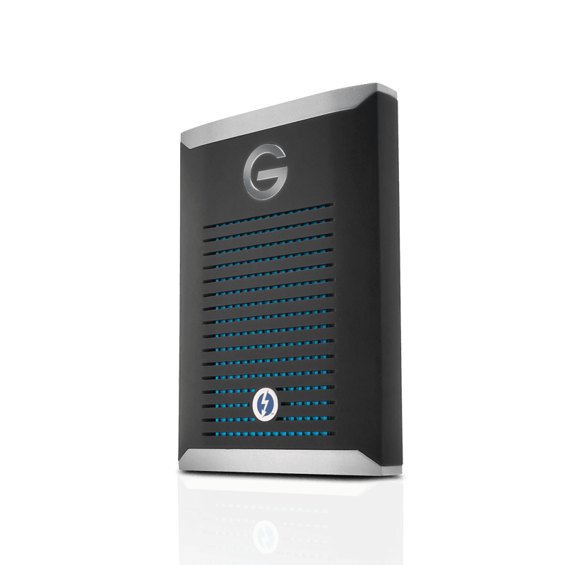 G Tech G-Drive Mobile Pro SSD Thunderbolt