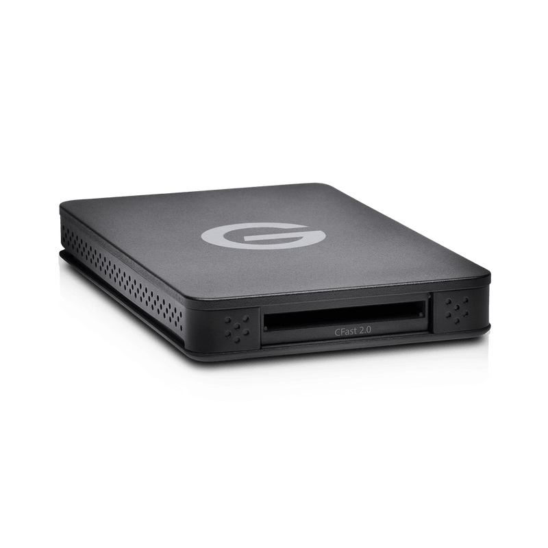 G Tech EV Series Reader CFast2 Edition Enclosure WW