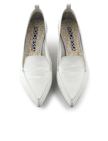 Dakota Loafer - White