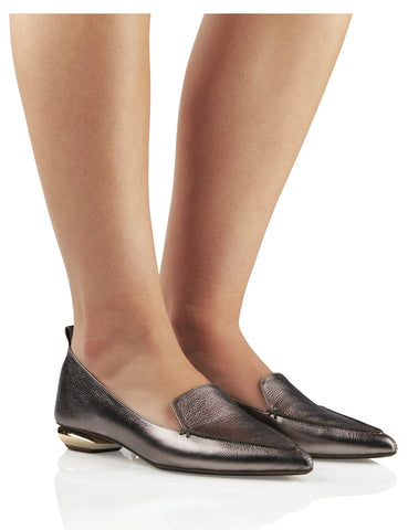 Dakota Loafer - Pewter