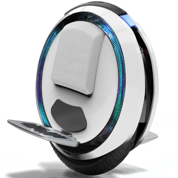 Ninebot C+ Uniwheel by Segway - Personal Self Balancing Unicycle Scooter